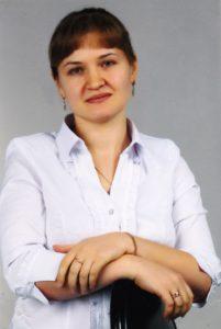Каргина Лилия Сергеевна